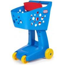 LITTLE TIKES Wózek zakupowy niebieski