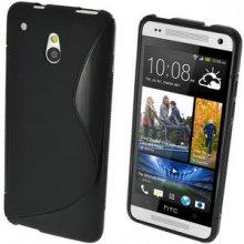 Muu Kaitseümbris HTC One mini, kummist...