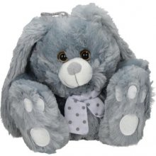 Axiom серебристый Rabbit 20 cm, dark