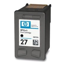Tooner HP 27 Black Inkjet Print Cartridge 27...