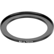 DigiCAP Set Up adapter 72 mm Filter to 62 mm...