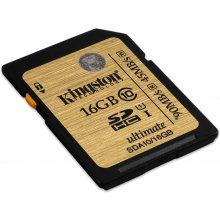 Флешка KINGSTON технология 16GB SDHC...