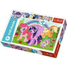 TREFL Puzzle 60 pcs - My Little Pony...