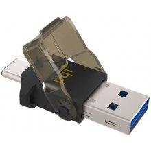 Kaardilugeja PQI Card luger microSD USB...