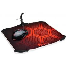 Thermaltake Tt eSPORTS gaming mouse pad -...