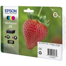 Epson Patrone 29 ExpressionHome XP 4erPack...