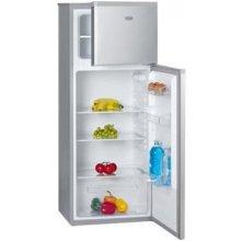 Холодильник Bomann DT 347 серебристый (EEK:...