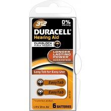 DURACELL Hearing Aid 312, Zinc-Air