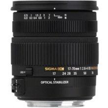 Sigma 17-70мм f/2.8-4 DC Macro HSM...