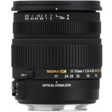 Sigma 17-70mm F2.8-4.0 DC MACRO OS HSM*...