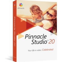 COREL Pinnacle Studio 20 ML Win DVD Box...