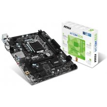 Emaplaat MSI H110M ECO s.1151 mATX