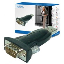 LogiLink USB 2.0 to Serial adapter: RS232...