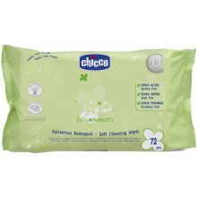 CHICCO Baby Wipes 72 art