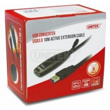 Unitek кабель USB 3.0 Active Extension, 10m...
