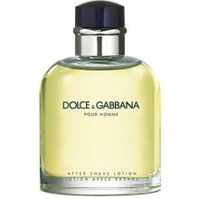 Dolce & Gabbana Pour Homme, Aftershave...