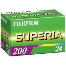 FUJIFILM Fuji пленка Superia 200/24