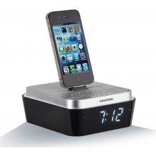 Радио Grundig Sonoclock 930 IP серебристый...