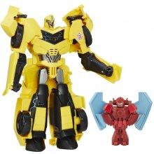 HASBRO TRA Power Heros Bumblebee ja...