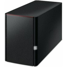 BUFFALO LinkStation 220 6TB NAS 2x 3TB HDD...