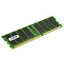 Mälu Crucial 512MB DDR1, 184-pin DIMM, 400...