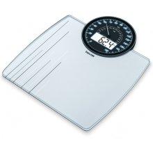 Весы BEURER GS58, LCD, белый, AAA, 1.5...