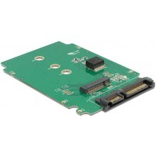 Delock SATA adapter SATA 22Pin -> M.2 NGFF...