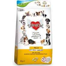 Disugual Chicken Adult Small Dog -...