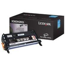 Tooner Lexmark X560H2KG, Lexmark X560, Black