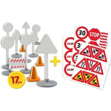 Lena Traffic signs 16cm