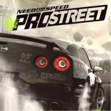 Игра GAME PSP NFS: ProStreet