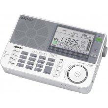 Raadio Sangean ATS-909X hõbedane