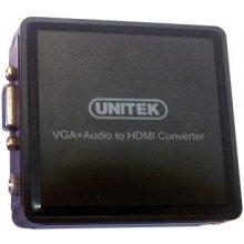 Unitek konverter VGA to HDMI, Y-8701