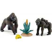 Schleich The pere of gorillas