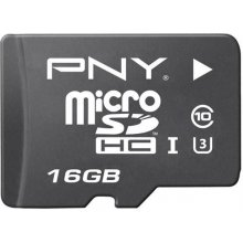 Mälukaart PNY MicroSD High Performace 16GB...