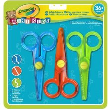 CRAYOLA Scissors 3 designs