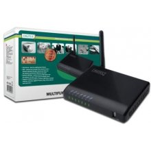 DIGITUS Multifunction USB Network Server...