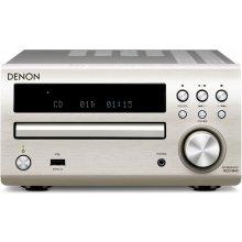 DENON Micro system RCDM40SP + SCM40 CHERRY
