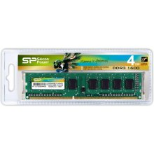 Mälu SILICON POWER DDR3 4GB 1600MHz CL11...