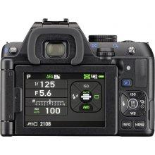 Fotokaamera PENTAX K-S2 Kit black + 18-50 WR...