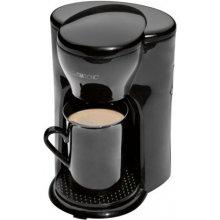 Кофеварка Clatronic чёрный, 300 W W