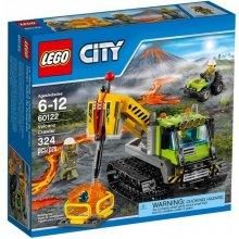 LEGO Volcano rover