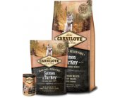 Carnilove Salmon & Turkey for Large Breed...