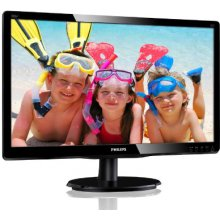 "Monitor Philips LED MVA 19.5"" 200V4QSBR/00..."