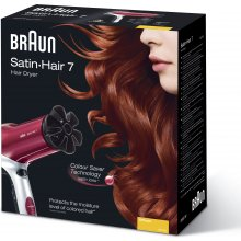 Фен BRAUN Satin Hair 7 Colour HD770...