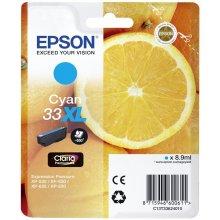 Tooner Epson tint cartridge helesinine...