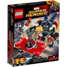 LEGO Super Heroes Raudmees: Detroidi teras...