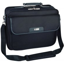 "TARGUS Notepac Plus case 15,4"" - Black nylon"