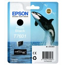 Tooner Epson T7601 Ink Cartridge, Black