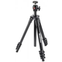 Statiiv Manfrotto TRIPOD COMPACT LIGHT BLACK
